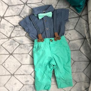 Dressy Baby Boy outfit